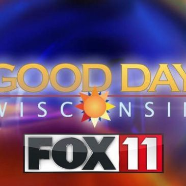 Fox 11 – Good Day Wisconsin – Local Brewers Pose for Calendar to Raise Awareness for Men's Health